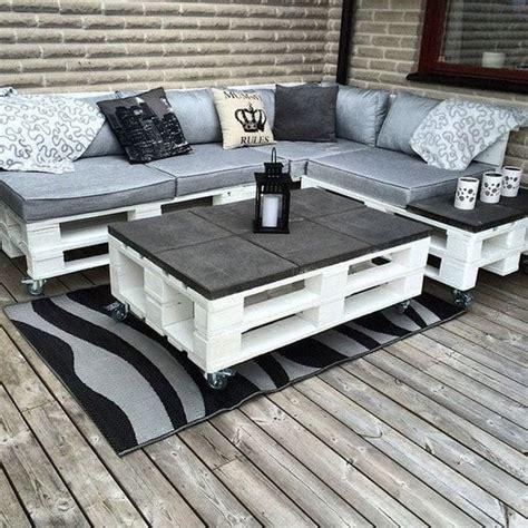 muebles de pales muebles y objetos hechos con palets de madera palets