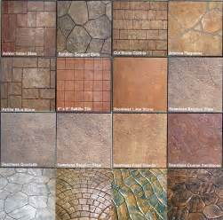 stamped concrete patterns 171 free patterns