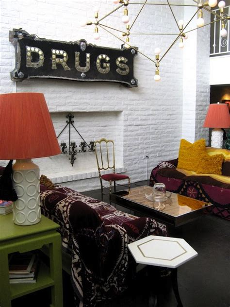 cocaine room jonathan adler drugs room the effortless chic a lifestyle bringing easy ideas for every