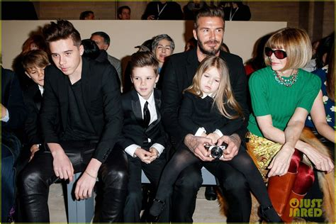 The Beckhams Are by Beckham Family At S Show