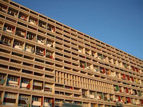 Le Corbusier Wohnmaschine by Unit 233 D Habitation