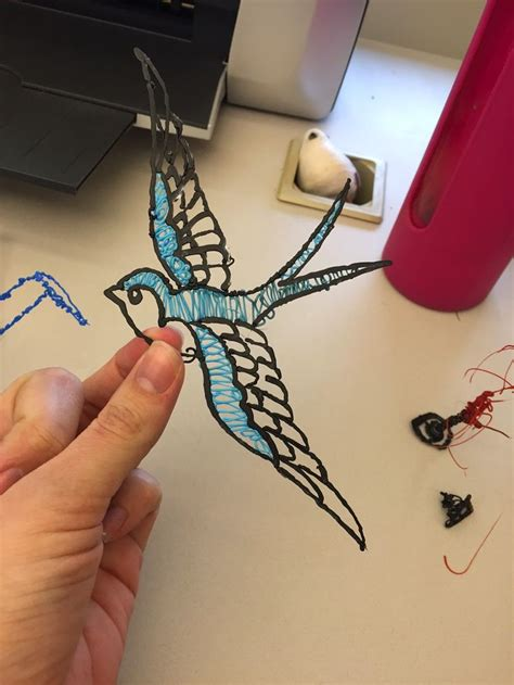 Library As Makerspace 3doodler Tween Scene Pinterest Beautiful Too Cute And Birds 3d Pen Templates For Beginners