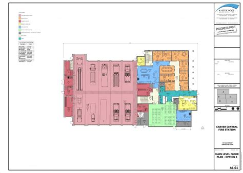 fire station floor plans fire station floor plans carver fire department
