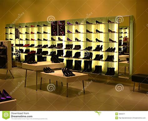 shoe boutique shoe boutique stock image image of trendy trend store