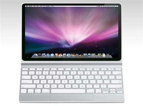 Laptop Apple Touchscreen apple touch screen netbook in q3