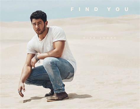 Find You Nick Jonas Will Find You Radio Lebanon