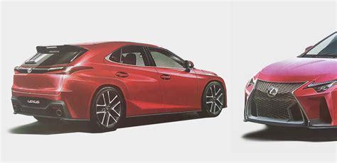 Lexus Hatchback 2020 by Lexusforum