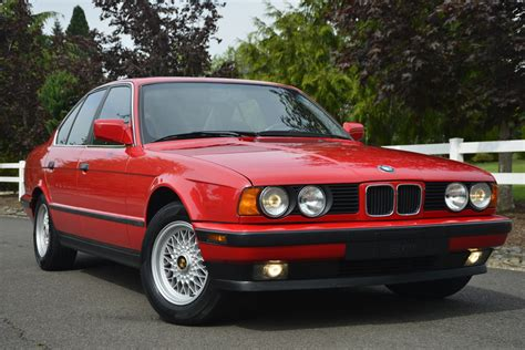 1989 bmw 535i for sale no reserve 1989 bmw 535i for sale on bat auctions sold