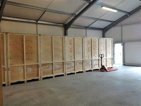 big crates crate storage in cornwall warehouse crates dainton storage st austell