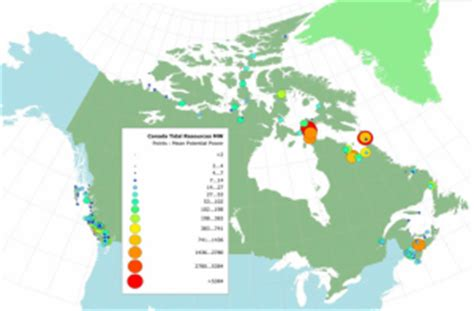 pattern energy locations a force of nature tidal energy projects around the world