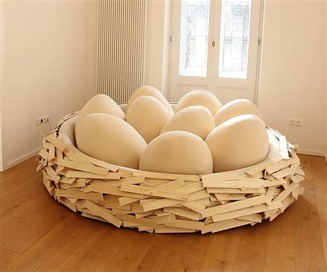 bird beds egg nest sofa hereo sofa