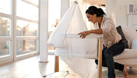 baby bangs on crib peaceful moments with the babybj 214 rn cradle harmony