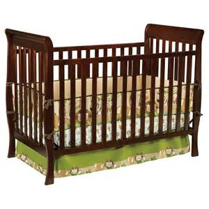 Delta 3 In 1 Convertible Crib Delta Espresso Columbia 3 In 1 Convertible Crib Shop Your Way Shopping Earn Points
