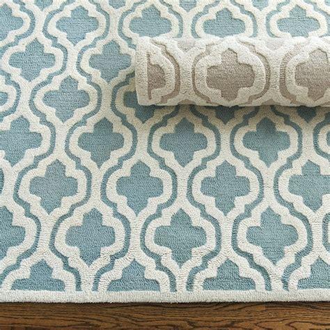 trellis rug moroccan trellis rug ballard designs