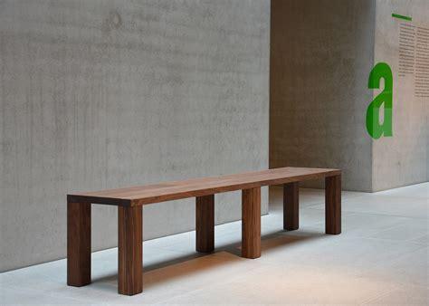 Banc De Table by Banc De Table En Noyer Design Leos Par Jankurtz Chez Ksl