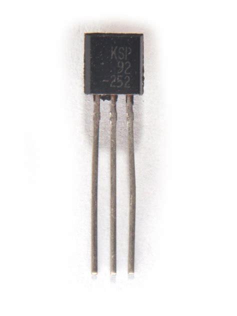 transistor ksp 42 altana transistor mpsa92 ksp92