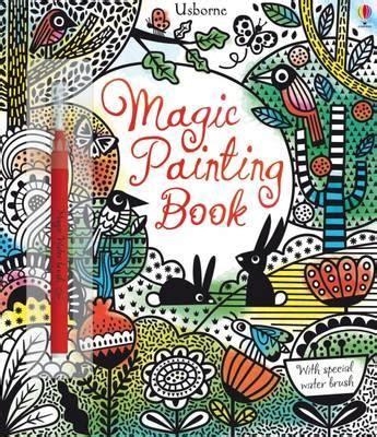 magic painting book fiona watt 9781409581888