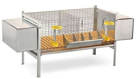 gabbia per conigli fai da te mistermoby gabbia per conigli completa conigliera doppia