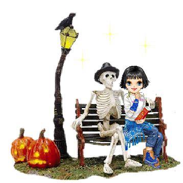 imagenes de halloween animadas con movimiento gifs divertidos halloween