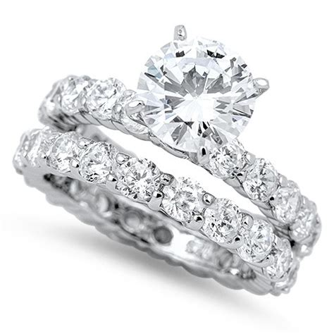 Cubic Zirconia Engagement Rings by The Best Deals On Engagement Rings Cubic Zirconia