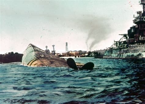vintage everyday awesome color photos of the attack on