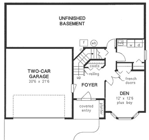 House Plans To Take Advantage Of View rooms with a view house plan hunters