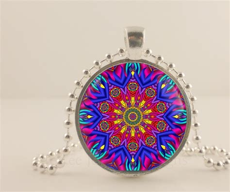 Handmade Pendant - handmade jewelry jewellery glass pendant necklace