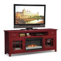 tv stands with fireplace merrick 74 quot fireplace tv stand with contemporary