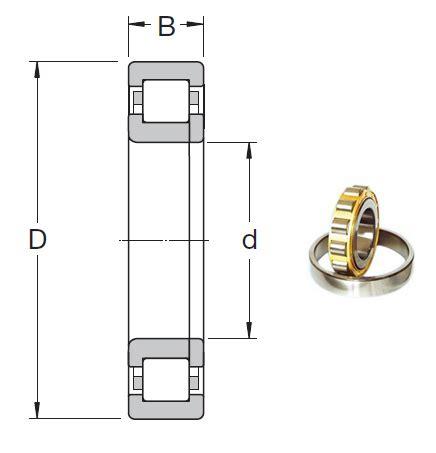 Bearing Nup 312 Nr Asb nup 312 ecm cylindrical roller bearings 60 130 31mm nup 312 ecm bearing 60x130x31 sibiai