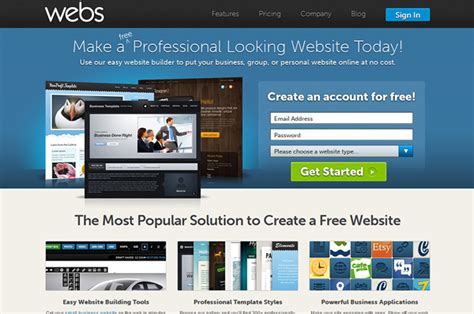 best website builder the best free website builders and their benefits