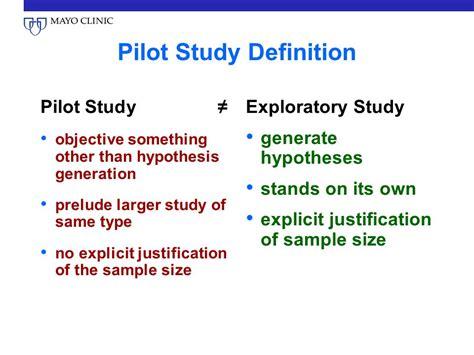 design justification definition pilot study design issues ppt video online download