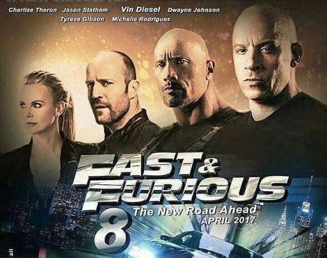 fast and furious 8 uscita in italia fast and furious 8 al cinema da oggi 13 aprile tutto