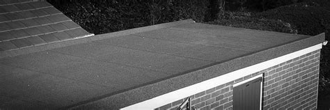 Replacing A Flat Garage Roof by A Detailed Look At Flat Roofs And How Much They Cost To