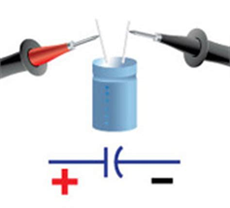 what is capacitor measured in how to measure capacitance with a digital multimeter clipart best clipart best