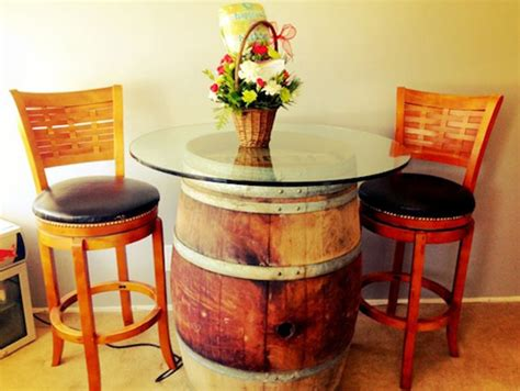 25 brilliant diy ways of reusing wine barrels
