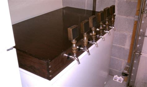 chalkboard paint keezer 1000 images about andy s brew room ideas on