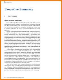 Essay Summary Exle by Doc 585680 Sle Executive Summary For A Report 31 Executive Summary Templates Free Sle