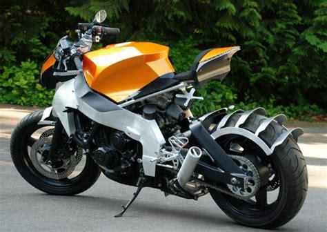 modifikasi fighter untuk motor laki trend