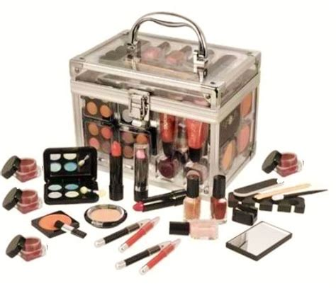 Themakeupgirls 99 Products by Shany Carry All Trunk Professional Makeup Kit Eyeshadow