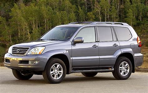 books on how cars work 2006 lexus gx windshield wipe control used 2007 lexus gx 470 pricing for sale edmunds