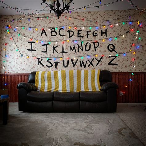 things in a bedroom stranger things living room decor stranger things room decor and living rooms
