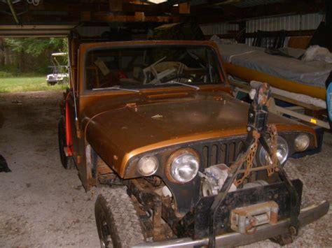 1970 jeep commander jeepster commander rare collector restoration wrangler