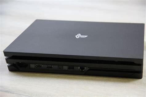Playstation 4 Pro test playstation 4 pro ingame