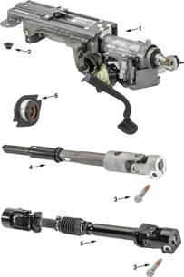 steering parts components for jeep wrangler jk 2016 car