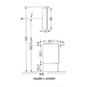 hauteur meuble salle de bain davaus net hauteur lavabo salle de bain norme avec des