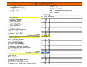 accessibility audit template interesting general safety audit checklist form template