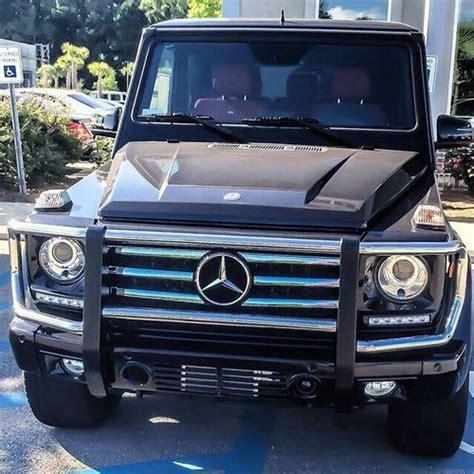 Mercedes Gwagon by Gwagon Autos Post