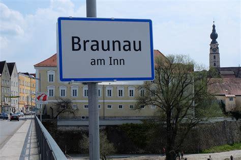 am inn braunau am inn map austria mapcarta