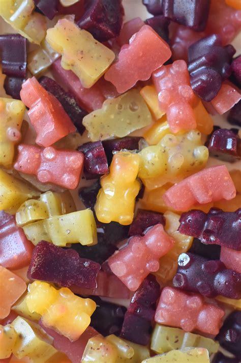 fruit gummies healthy gummy fruit snacks fork and beans