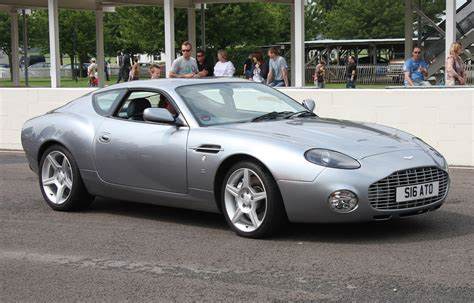 Aston Martin Db 7 by Aston Martin Db7 Zagato